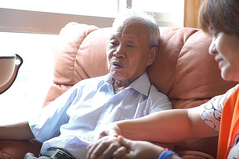 與張曼娟一起談居家照護│家天使居家照顧APP
