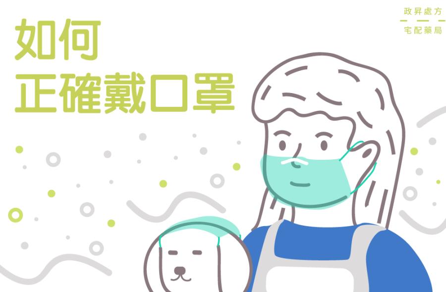 小口罩,大學問:武漢肺炎要預防!|家天使居家照顧