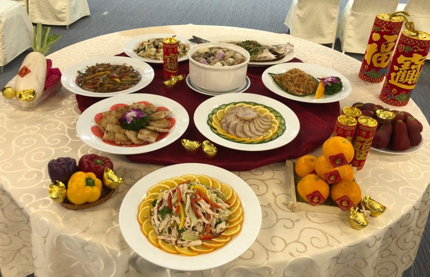 台北市衛生局-健康年菜